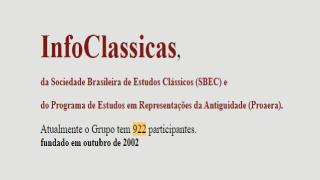 InfoClassicas - Divulgação Científica